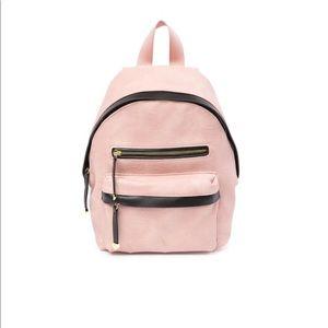 Mini backpack blush pink Madden Girl NWOT